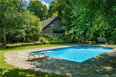 Dutchess County Single Family Home For Sale: 55 Bundy Hill Road