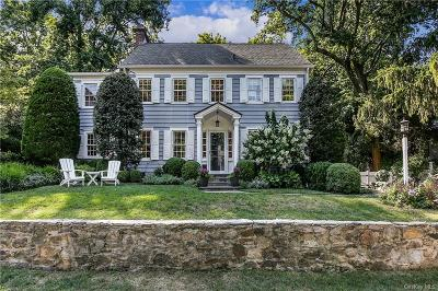 Westchester County Single Family Home For Sale: 11 Mendota Avenue