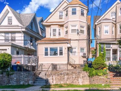 Westchester County Multi Family Home For Sale: 296 Hawthorne Avenue