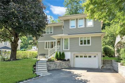 Westchester County Single Family Home For Sale: 203 Webber Avenue