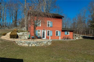 Dutchess County Single Family Home For Sale: 410 Stormville Mountain Road