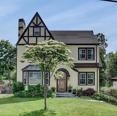 Westchester County Single Family Home For Sale: 10 Overlook Road