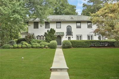Westchester County Single Family Home For Sale: 26 Shawnee Road