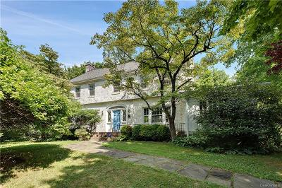 Westchester County Single Family Home For Sale: 11 Weaver Street