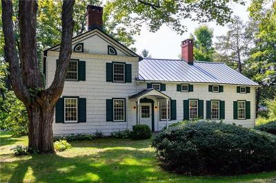 Dutchess County Single Family Home For Sale: 1594-1598 Jackson Corners Road