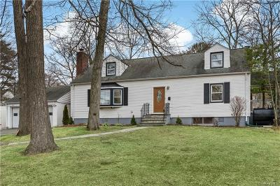 Westchester County Single Family Home For Sale: 19 Weaver Street