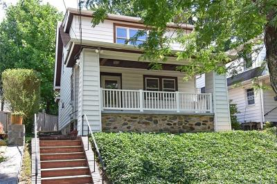 Westchester County Single Family Home For Sale: 15 Grandview Avenue
