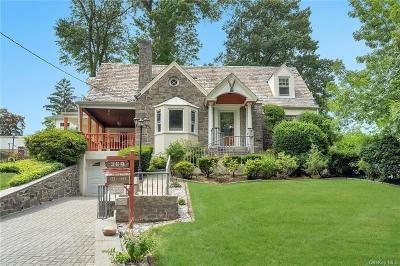Westchester County Single Family Home For Sale: 369 Grandview Boulevard