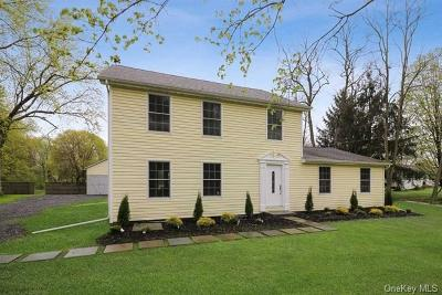Dutchess County Single Family Home For Sale: 5103 Route 82
