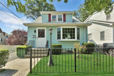 Westchester County Single Family Home For Sale: 9 Lindsey Street