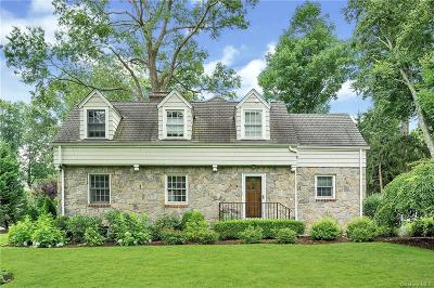 Westchester County Single Family Home For Sale: 33 Reynal Road