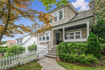 Westchester County Single Family Home For Sale: 44 Mount Morris Avenue