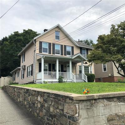 Westchester County Multi Family Home For Sale: 653 Highland Avenue