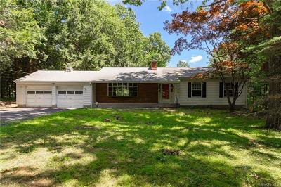 Dutchess County Single Family Home For Sale: 43 Reservoir Road