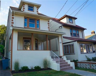 Westchester County Single Family Home For Sale: 223 W 2nd Street