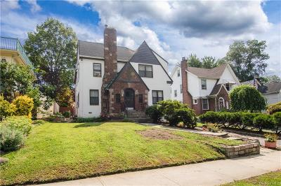 Westchester County Single Family Home For Sale: 887 Webster Avenue