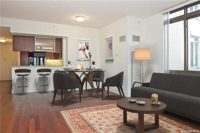 Westchester County Condo/Townhouse For Sale: 175 Huguenot Street #1907