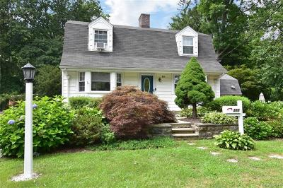 Westchester County Single Family Home For Sale: 311 Old Kensico Road