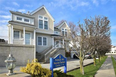Westchester County Condo/Townhouse For Sale: 1 Pelham Road #3
