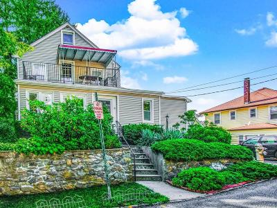 Westchester County Multi Family Home For Sale: 21 Wallace Street