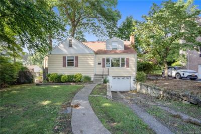 Westchester County Single Family Home For Sale: 549 Westchester Avenue