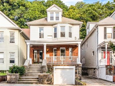 Westchester County Multi Family Home For Sale: 434 Park Hill Avenue