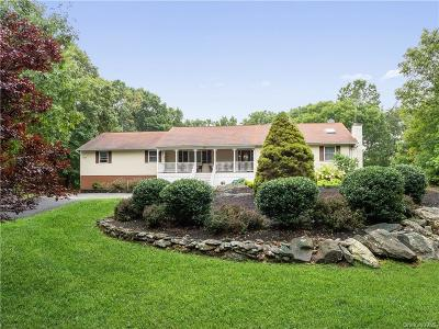 Dutchess County Single Family Home For Sale: 527 Pleasant Ridge Road
