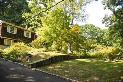 Westchester County Single Family Home For Sale: 85 Lockwood Road