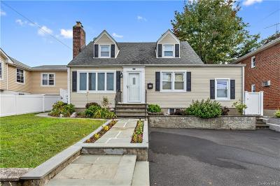 Westchester County Multi Family Home For Sale: 207 Chase Avenue