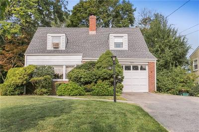 Westchester County Single Family Home For Sale: 18 Roy Place
