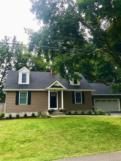 Dutchess County Single Family Home For Sale: 56 Florence Avenue