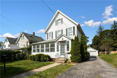 Westchester County Single Family Home For Sale: 127 Moore Avenue