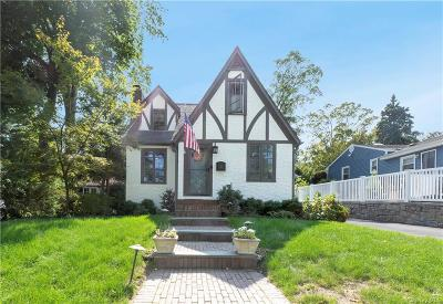 Westchester County Single Family Home For Sale: 55 Holmes Avenue