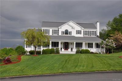 Dutchess County Single Family Home For Sale: 27 Noble Hill Drive