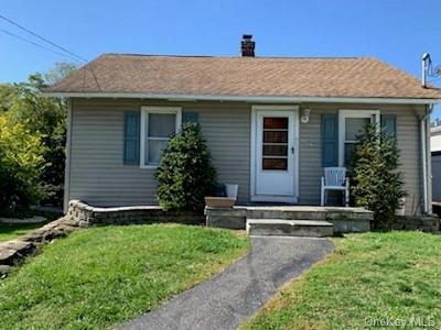 Dutchess County Single Family Home For Sale: 7 Peckham Road