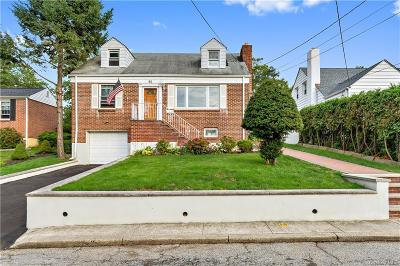 Westchester County Single Family Home For Sale: 90 Florence Street