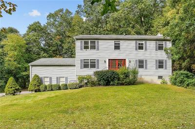 Putnam County Single Family Home For Sale: 75 Cornwall Hill Road