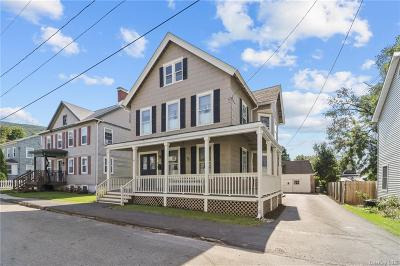 Dutchess County Single Family Home For Sale: 11 Center Street