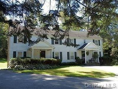 Dutchess County Multi Family Home For Sale: 504 Camby Road