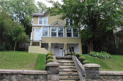 Westchester County Single Family Home For Sale: 1419 Park Street