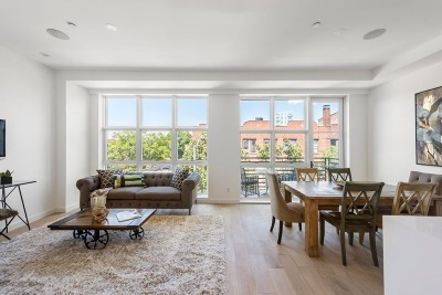Williamsburg Unit For Sale For Sale: 404 Grand St #6th Floo