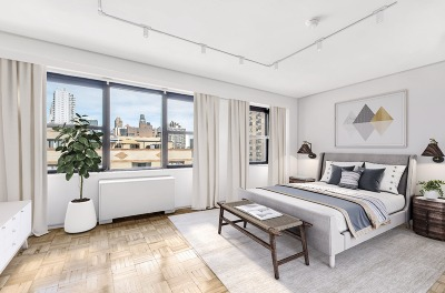 New York Unit For Sale For Sale: 200 E 27th St #6th Floo