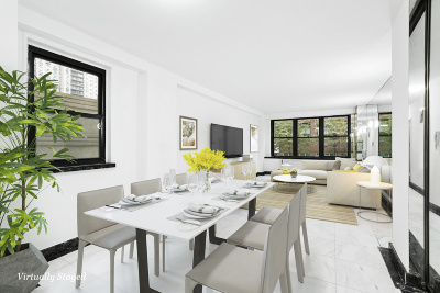 New York Unit For Sale For Sale: 520 E 72nd St