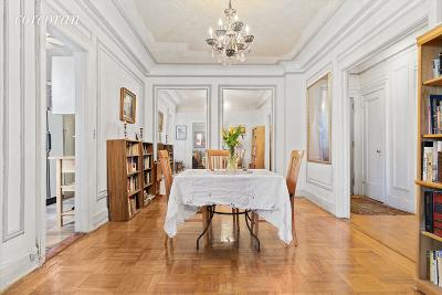 New York Unit For Sale For Sale: 409 Edgecombe Ave