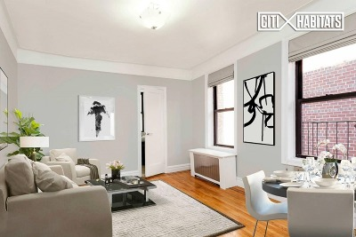 New York Unit For Rent For Rent: 461 W 44th St