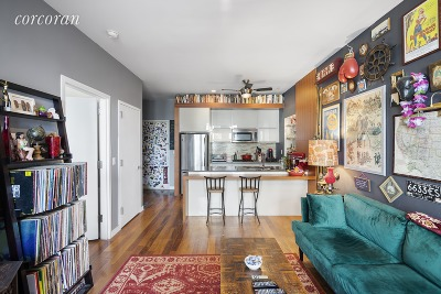 Williamsburg Unit For Sale For Sale: 127 Meserole St