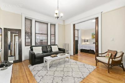 New York Unit For Sale For Sale: 611 W 111th St