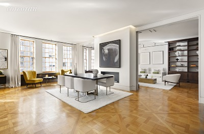 New York Unit For Sale For Sale: 45 E 66th St