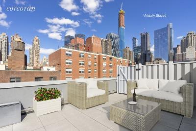 Midtown West Unit For Sale For Sale: 425 W 53rd St