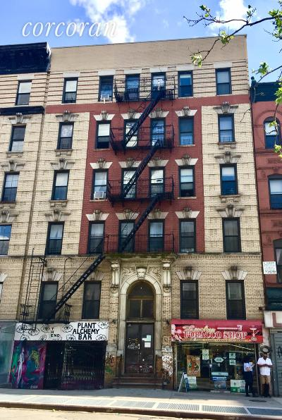 Williamsburg Building For Sale For Sale: 522 Metropolitan Ave